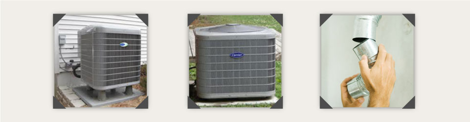 Carrier Heat Pumps and Air Duct
